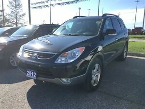 2012 Hyundai Veracruz Limited w/Navigation One Owner Accident fr