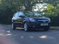 VAUXHALL CORSA 1.2 SXI WITH ONLY 50,000 MILES FROM BRAND NEW LONG M.O.T WITH HISTORY STUNNING