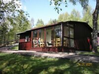 Chalet near Aviemore, Last Two Weeks in June 2018 only You Could Own Two Weeks Every Year for Free!