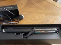 ghd curve tong soft curl - almost new.