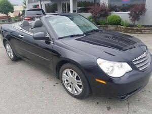 Chrysler sebring hard top