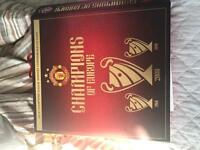 Manchester United 2008 champions league commemorate shirt