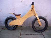 Kids First Bike/ Balance Bike with Brakes Great for Kids 1 1/2 Years +, JUST SERVICED/ CHEAP PRICE!!
