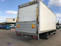 Body 22ft aluminium tail lift 7.5 ratcliffe carefully removed from 2010 daf all working perfectly