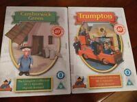Trumpton & Camberwick Green dvd's