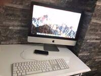 I have for sale iMac macOs Sierra. 499f