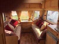 Compass Liberte 18/4 touring caravan
