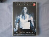 Way Of The Dragon (DVD, 2-Disc Set)