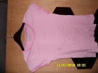 girl's shirt short sleeve size 10/12