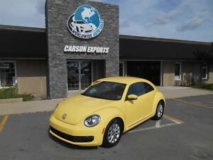 2012 Volkswagen Beetle AUTO! 50KM! FINANCING AVAILABLE!!!