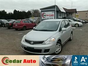 2010 Nissan Versa 1.8 S Managers Special