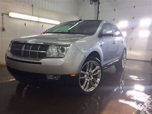 2010 Lincoln MKX NAV, LTHR, HEATED STS, AWD