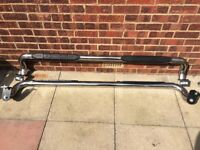 EXCELLENT CONDITION CHROME SIDE STEPS FOR 4X4 OR VAN