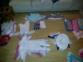 6 - 9 months baby girl clothes