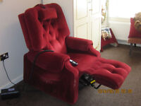 various regency style items and beautiful,antique dressing mirror,and mobility armchair .