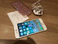Iphone 6 (16gb) in mint condition got the receipt for it.