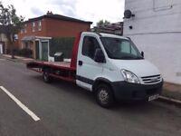 Iveco Recovery Van Truck