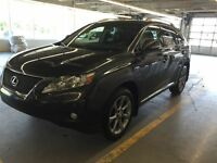 2011 Lexus RX 350 SPORT NAVIGATION HEADS UP DISPLAY