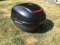 Givi motorcycle back box