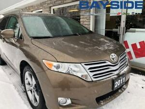 2011 Toyota Venza Base V6|BLUETOOTH|CRUISE