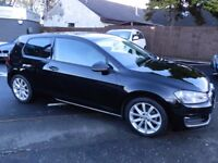 Volkswagen Golf 2.0 TDI BlueMotion Tech GT Hatchback 3dr (start/stop) (64 reg) SUPERB ONE OWNER CAR!