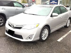 2014 Toyota Camry XLE | NAV | LEATHER | ROOF | CAM