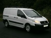 2007(57) FIAT SCUDO HDI, dispatch / expert ONE OWNER, FSH, TWIN SIDE DOORS, READY FOR WORK, NO VAT!!