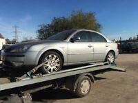 Ford Mondeo MK3 2.0 TDCI Breaking For Spares 2005 model