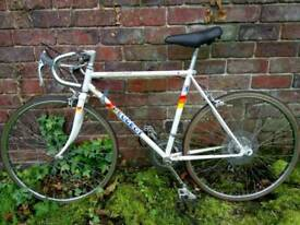 Youths Peugeot ANC-HALFORDS vintage racing bike
