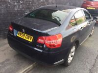 CITROEN C5 2.0 HDI STARTS AND DRIVES SPARES OR REPAIR