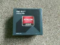 AMD A4 5300 (CPU & Cooler)