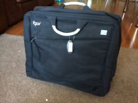 Wheeled airline/document/laptop bag