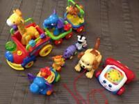 Fisher Price toddler toys bundle