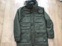 Supply & Demand Men's Quilted Parka