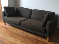IKEA 3 Seat Sofa & Armchair