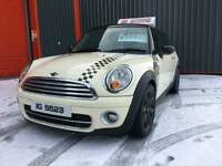 2008 MINI COOPER D CHILLI PACK NOT AUDI A3 FORD FIESTA SEAT IBIZA