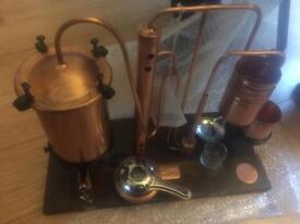 Mini Copper Distillery
