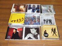 29 pop cd ALBUMS barlow take that robbie kylie etc 29 ALBUMS
