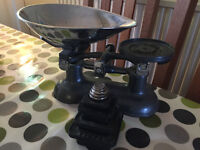 Vintage Weighing Scales Salter