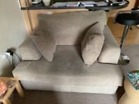 Love seat chair