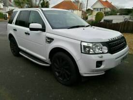 Land Rover Freelander 2 SD4 HSE. Immaculate.