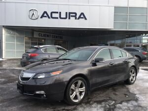 2014 Acura TL TECH | NAVI | LEATHER | AWD | 305HP | OFFLEASE