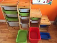 Shelving unit - Originally from Ikea