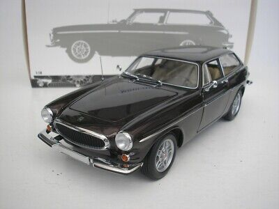Volvo P1800 Es 1971 Brown Metallic 1/18 Minichamps 100171615 New, used for sale  Shipping to United States