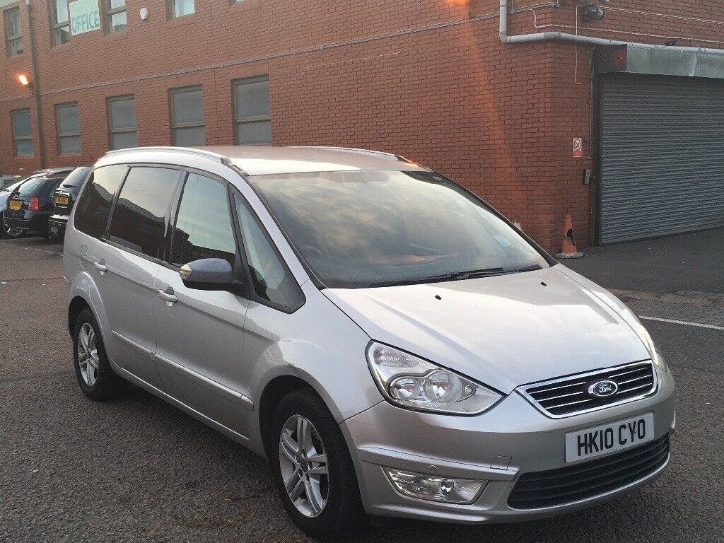 Ford Galaxy Auto Diesel Good Runner with 1 Owner and mot ( Transmission Variation )