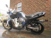 suzuki gsf bandit 600 streetfighter lovely bike