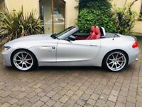 New Shape BMW Z4 23i Sport - audi tt porsche boxster mercedes slk z3 m sport vw golf gti lexus 350z