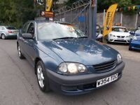 Toyota Avensis 1.6 SE Limited Edition 4dr PX TO CLEAR NO OFFERS