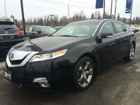 2011 Acura TL AWD with Technology Package