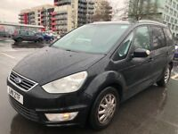 Ford Galaxy Zetec 2011 (11reg) Automatic, Diesel, Injector Problem, Smoking a lot .